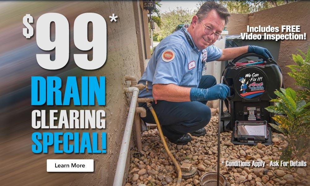 drain-clearing