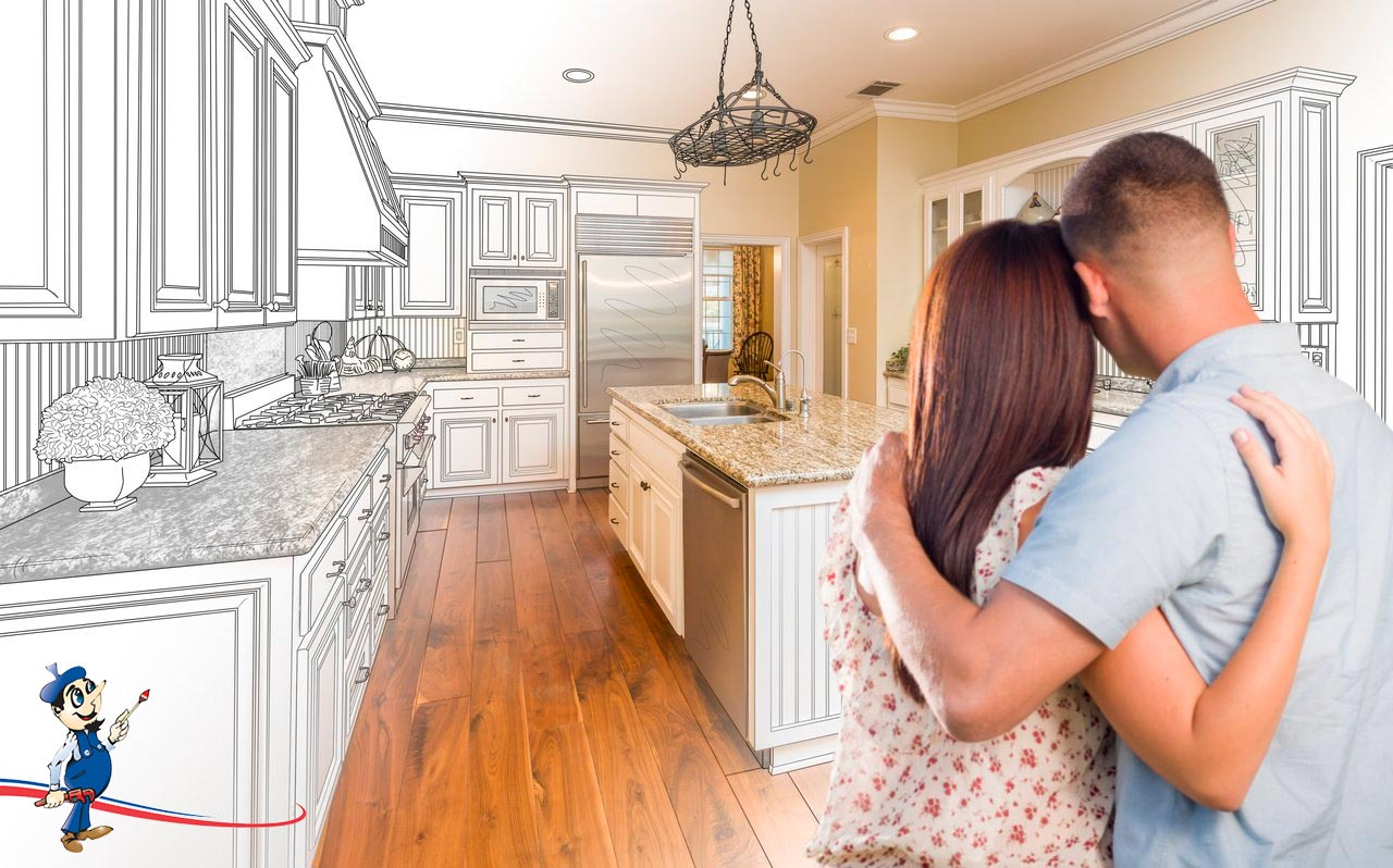 Remodeling Your Kitchen In 5 Steps