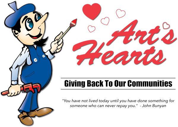 Arts Hearts