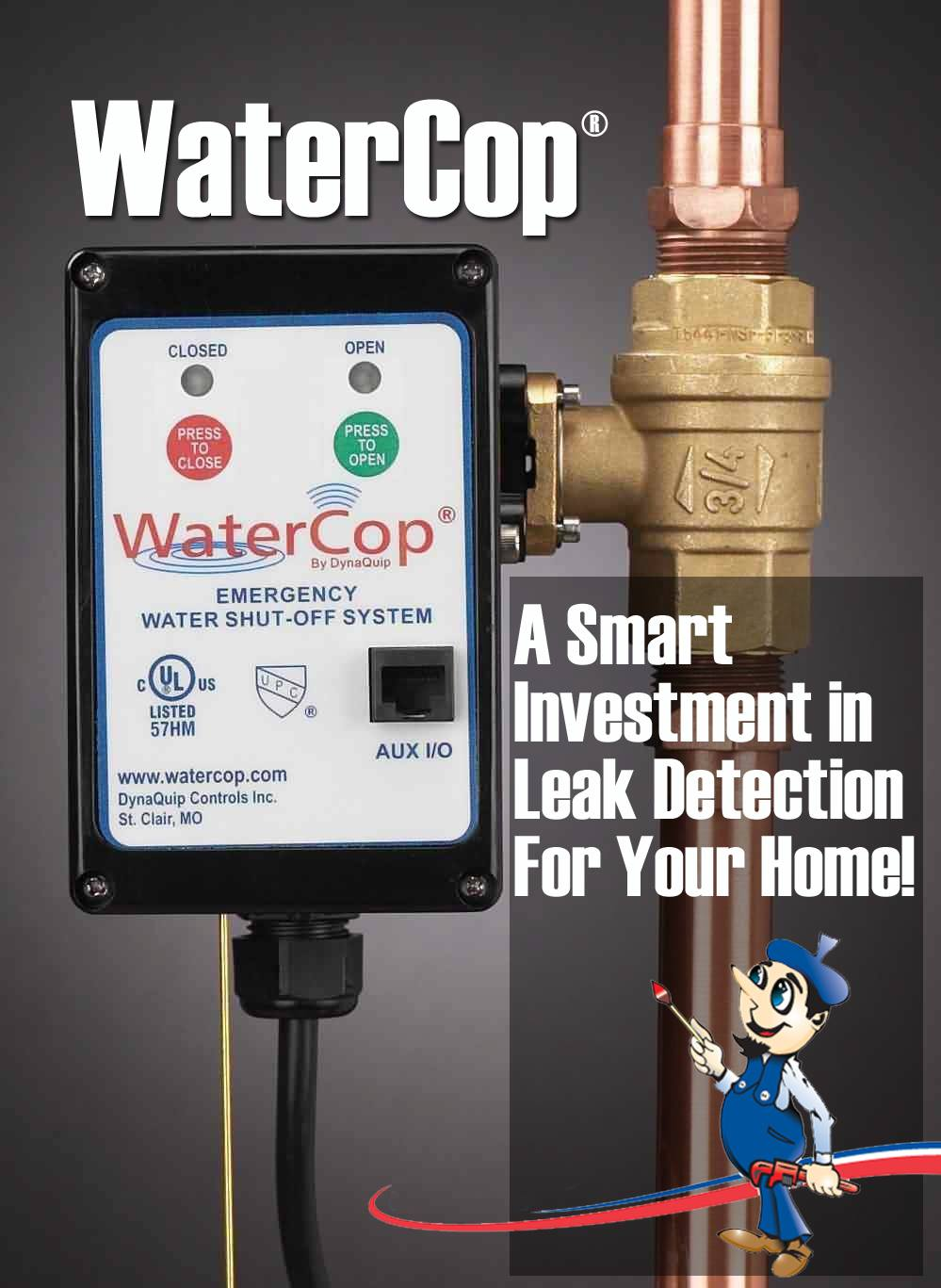watercop leak detection