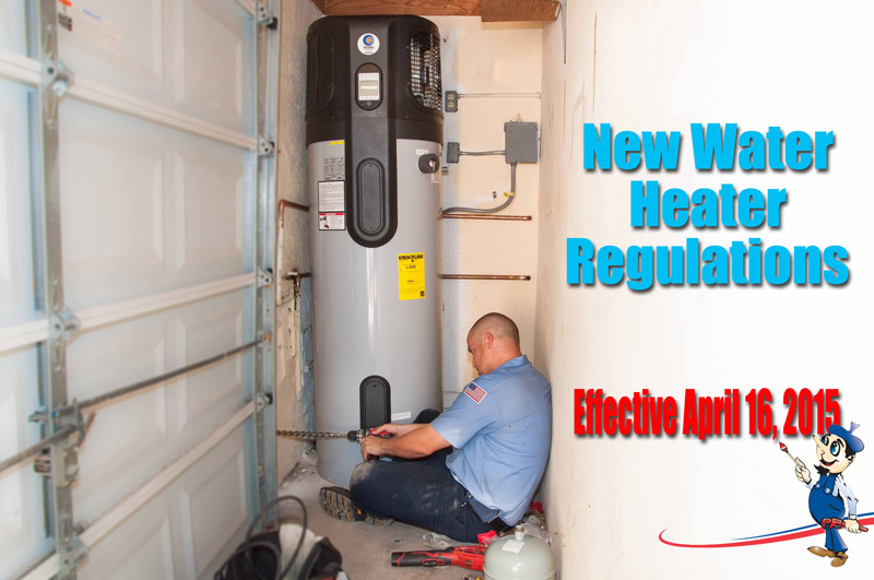 water heater - New Water Heater