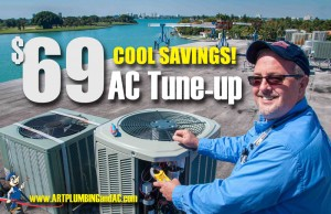 ac tune-up special savings