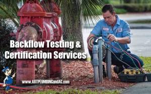 backflow testing certification