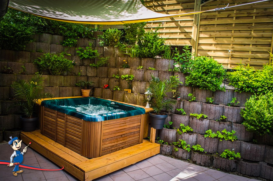 Get a Licensed Plumber to Install Your Hot Tub