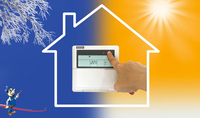 Solving Uneven Home Heating amp Air Conditioning
