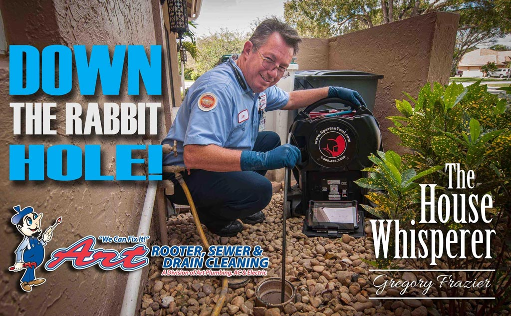 rooter sewer and drain cleaning