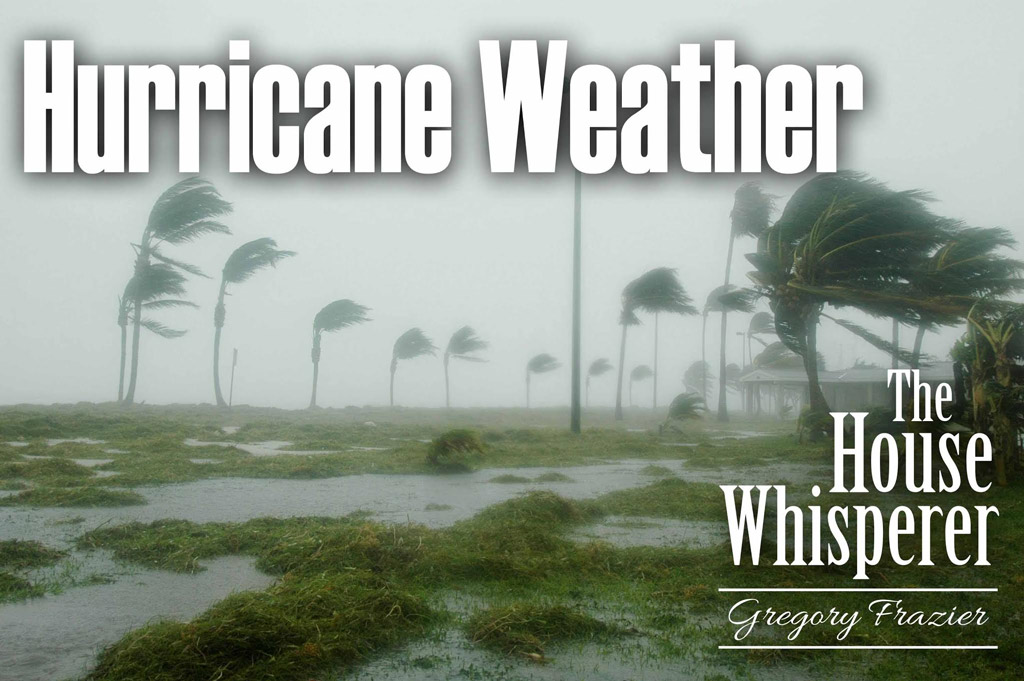 hurricane weather