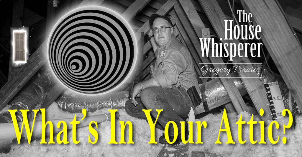 whats in your attic