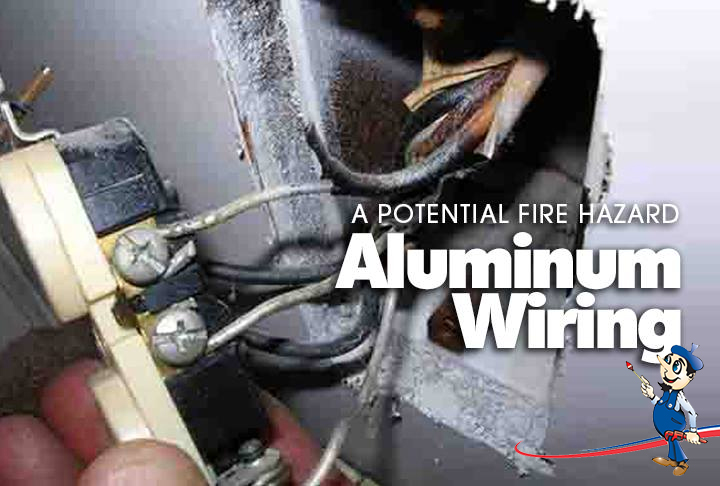 Wiring Repairs or Replacements for all Aluminum Issues