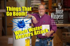 when water heaters attack