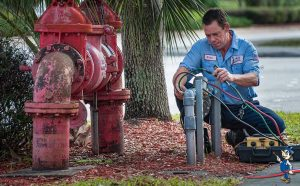 licensed backflow plumber