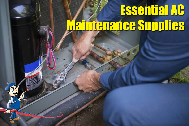 ac maintenance supplies