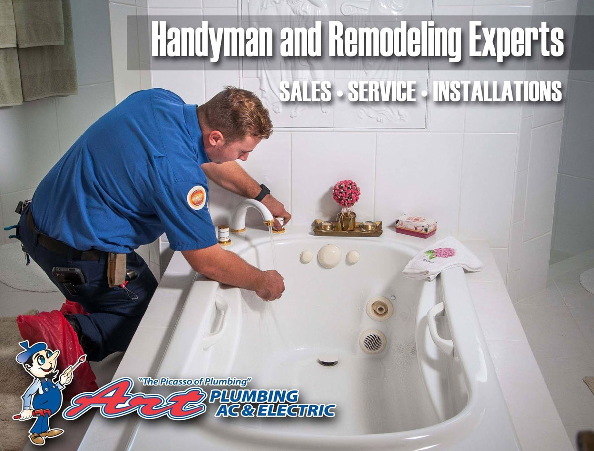 handyman and remodeling services