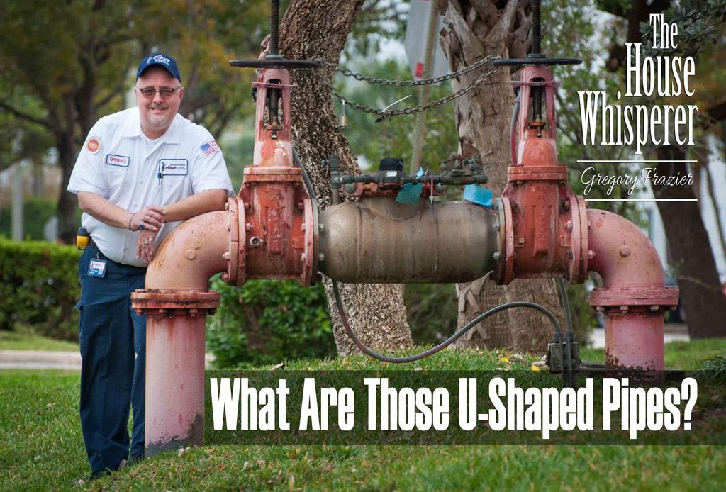 u-shaped pipes