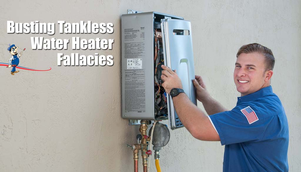 The Truths About Buying and Maintaining Tankless Water Heaters
