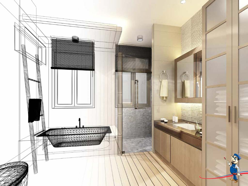 Top Bathroom Remodeling Tips Just In Time For Summer - Steps to remodel a bathroom