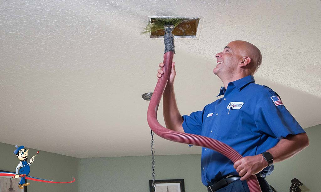 Air Duct Sanitation and Maintenance
