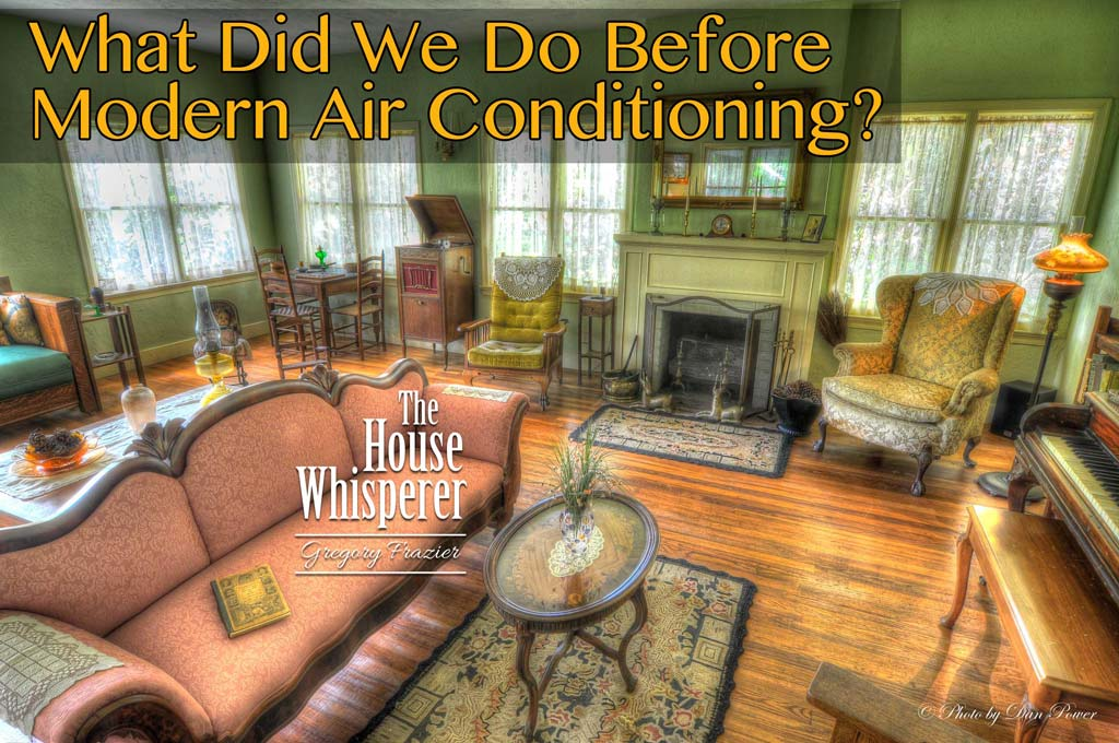 modern air conditioning