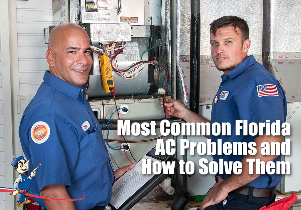 common Florida ac problems