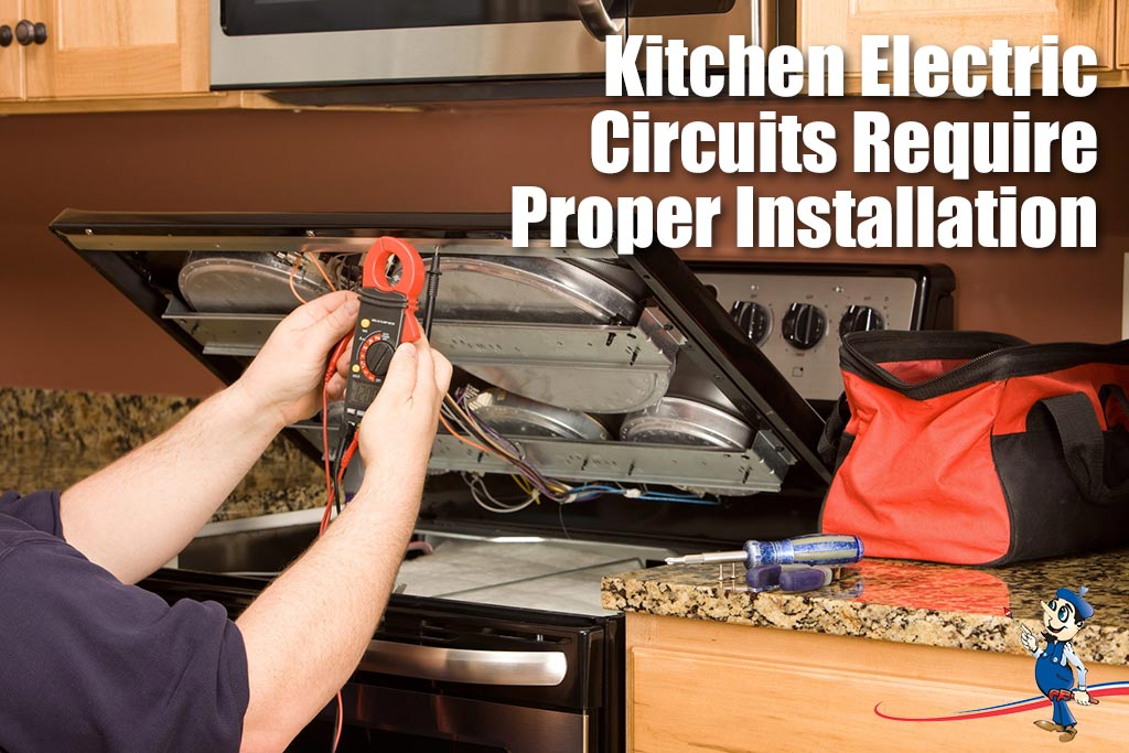 Fabulous Kitchen Electric Circuits Require Proper Installation Wiring Digital Resources Bioskbiperorg