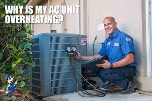 AC overheating