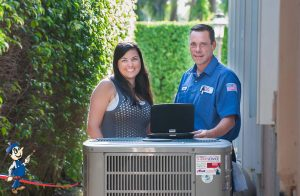professional AC services