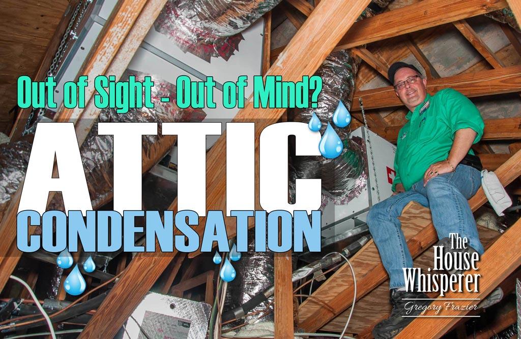 Attic-Condensation
