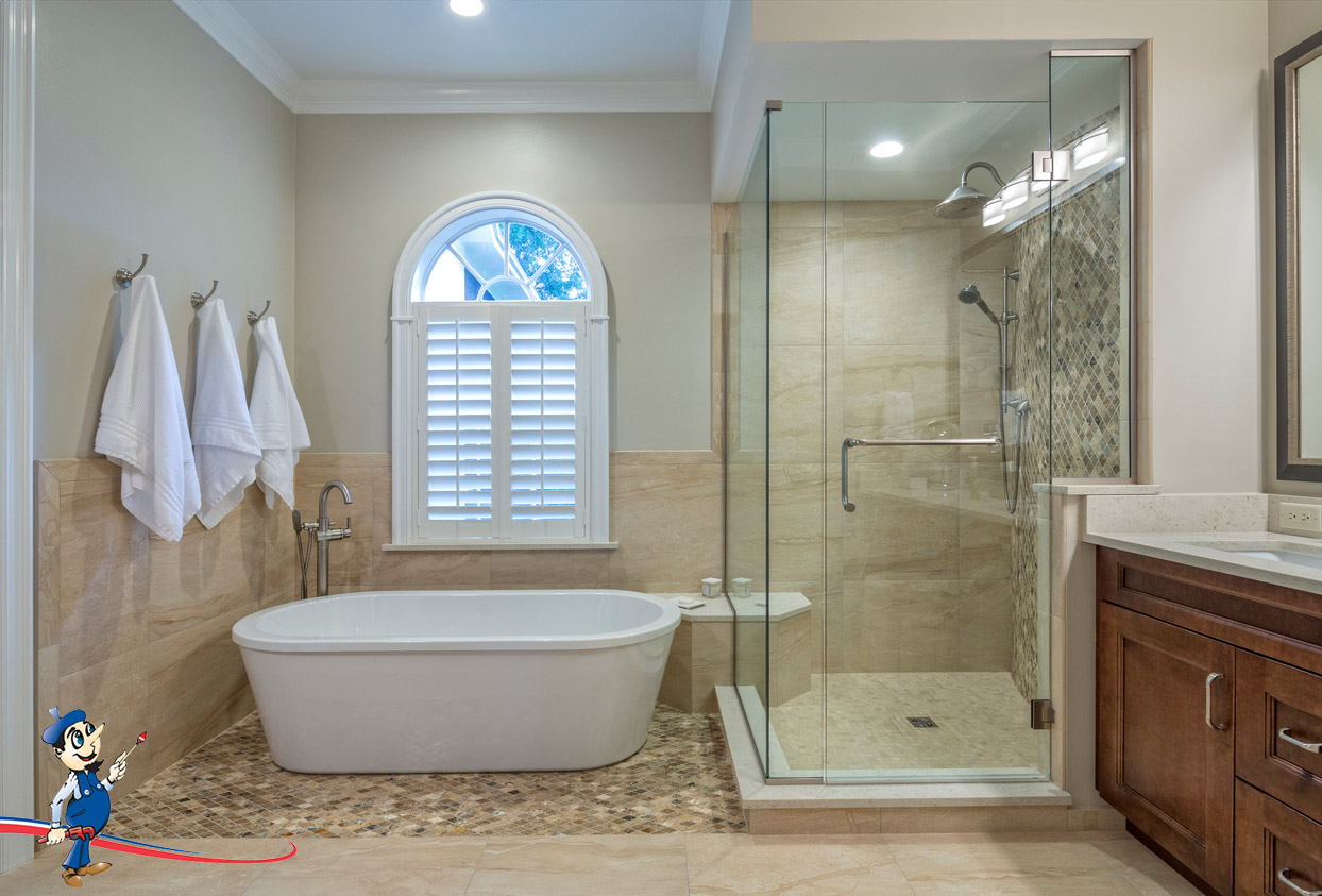 Treat Your Bathroom To A Structural Remodeling - Bathroom remodel where to start