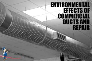 commercial duct repair