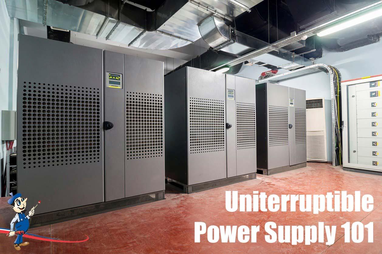 Always On Benefits Of Uninterruptible Power Supply