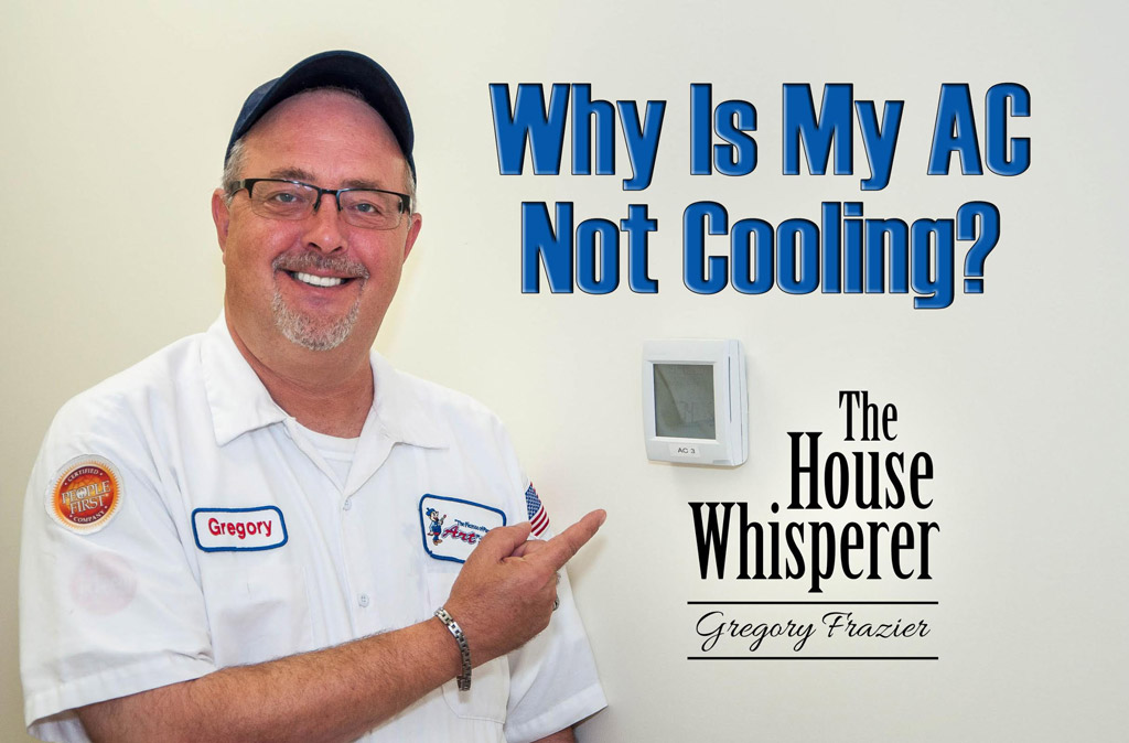Ac Not Working >> Areas To Check When Your Air Conditioning System Stops Working