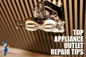appliance outlet repair