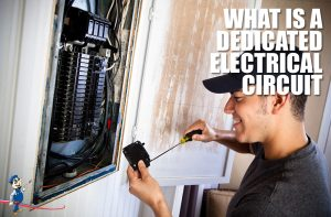 dedicated electrical circuits