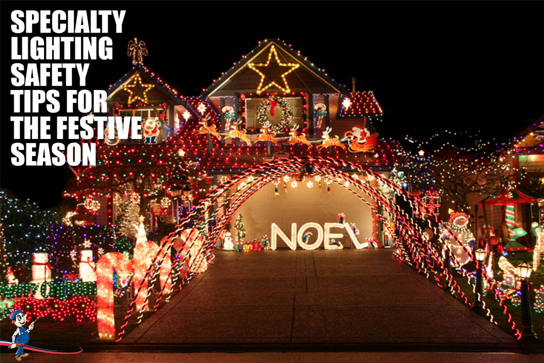 tips to keep your specialty lighting bright this holiday season Specialty Lighting