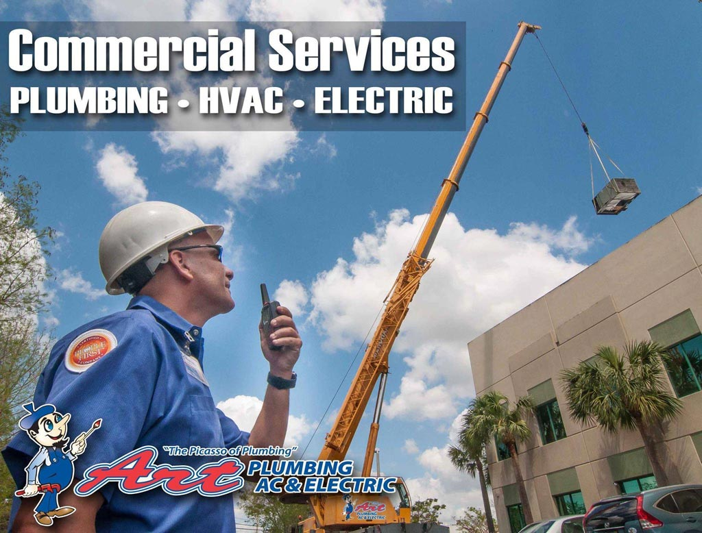 commercial AC repairs