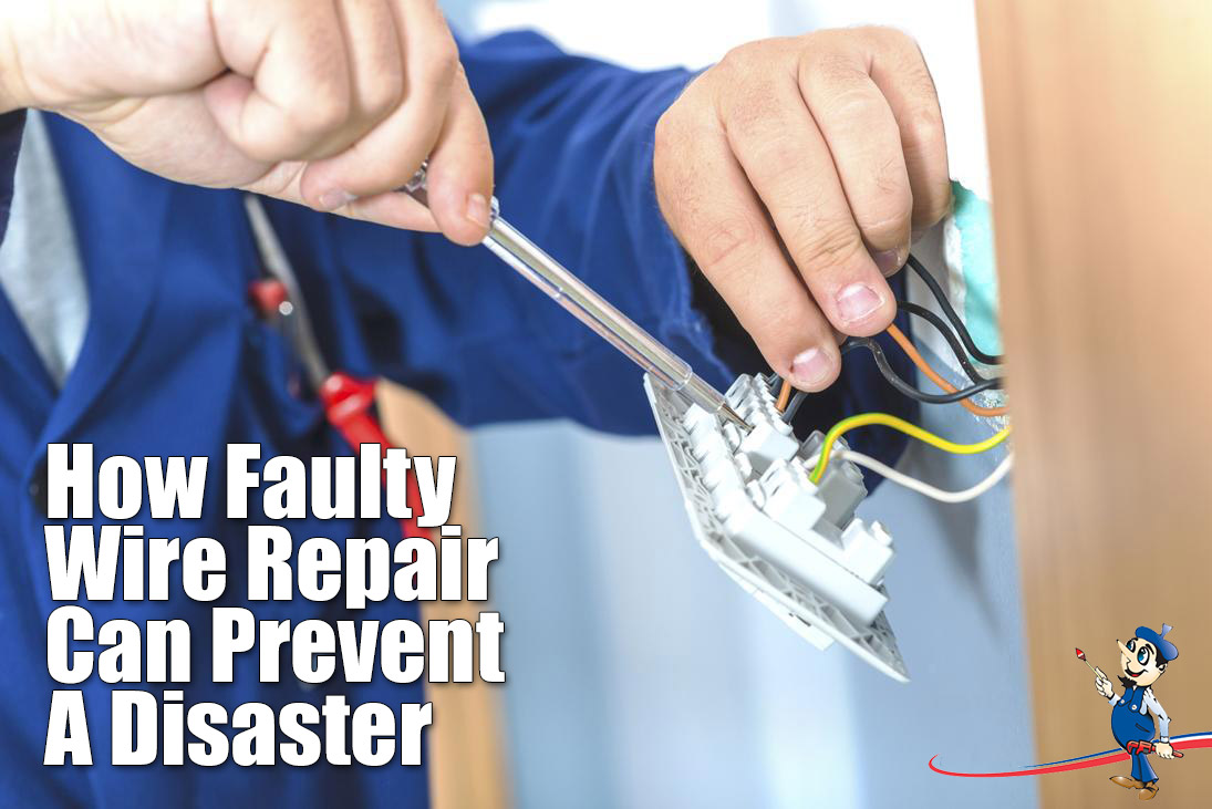 Awe Inspiring The Importance Of Faulty Wire Repair By Licensed Electricians Wiring Database Gramgelartorg