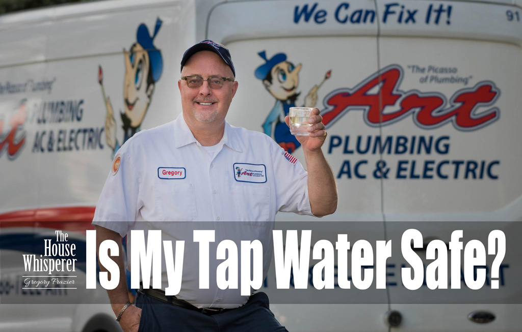 is my tap water safe