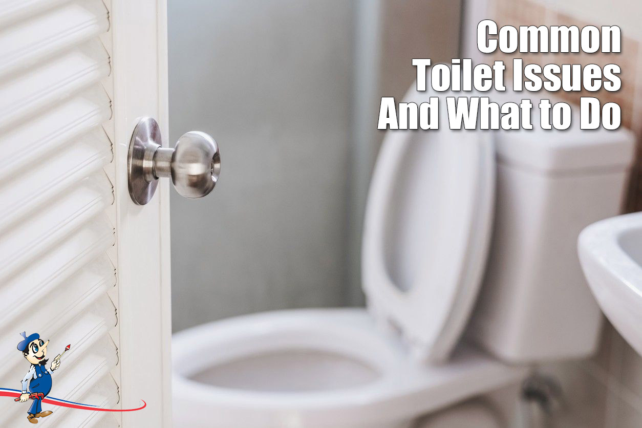 The Most Common Toilet Issues You May Come Across In Your Home