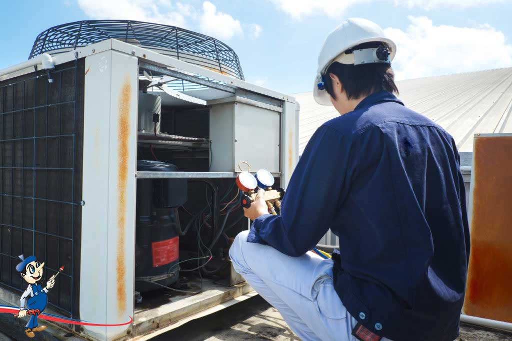 commercial ac tune-ups