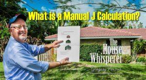 air conditioner calculations - manuel j calculation