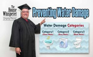 preventing water damage