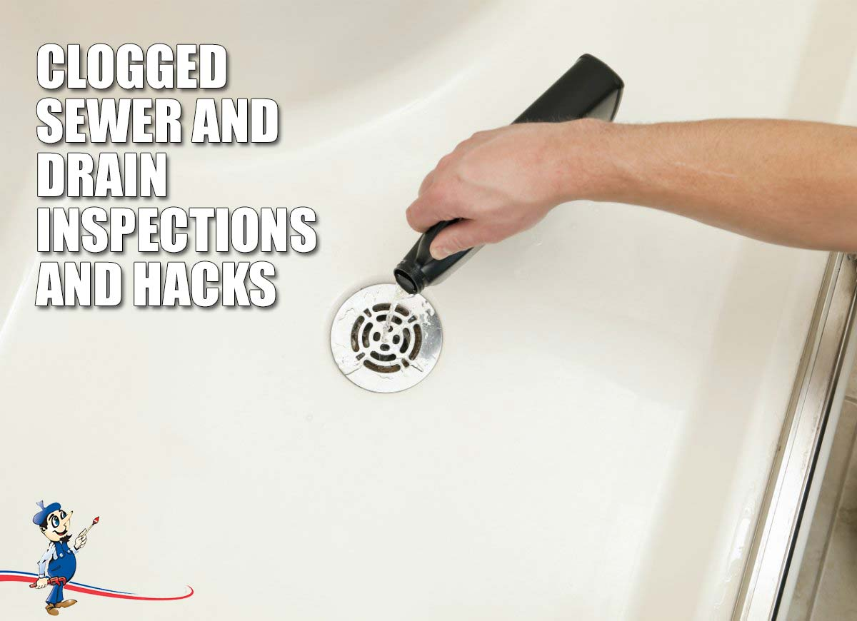sewer and drain inspections