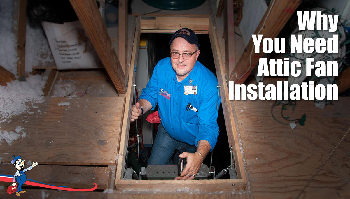 3 Ways You Can Benefit From Attic Fan Installation
