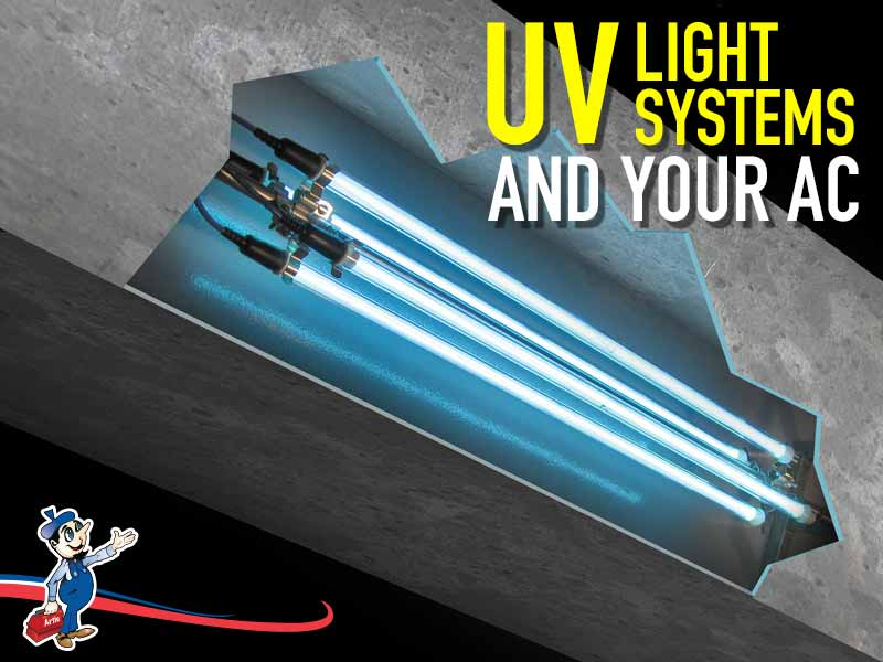 Uv Light Systems Transform Your Ac And Indoor Air Quality