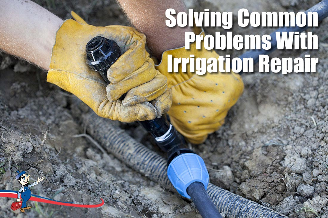 irrigation repair