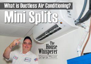 mini split ductless air conditioner