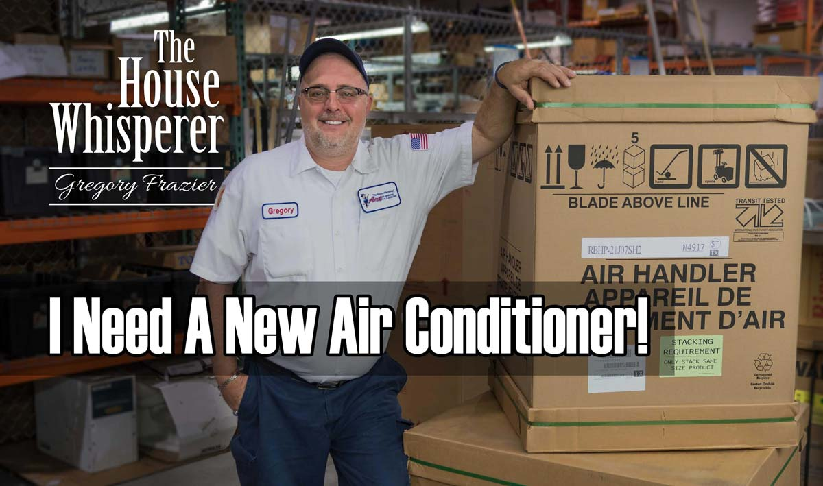 Selecting The Right Contractor To Install Your New Air