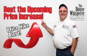 air conditioning system pricing increase
