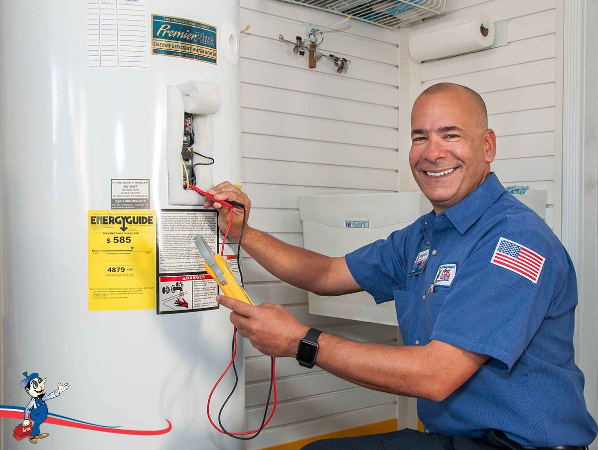 water heater repair