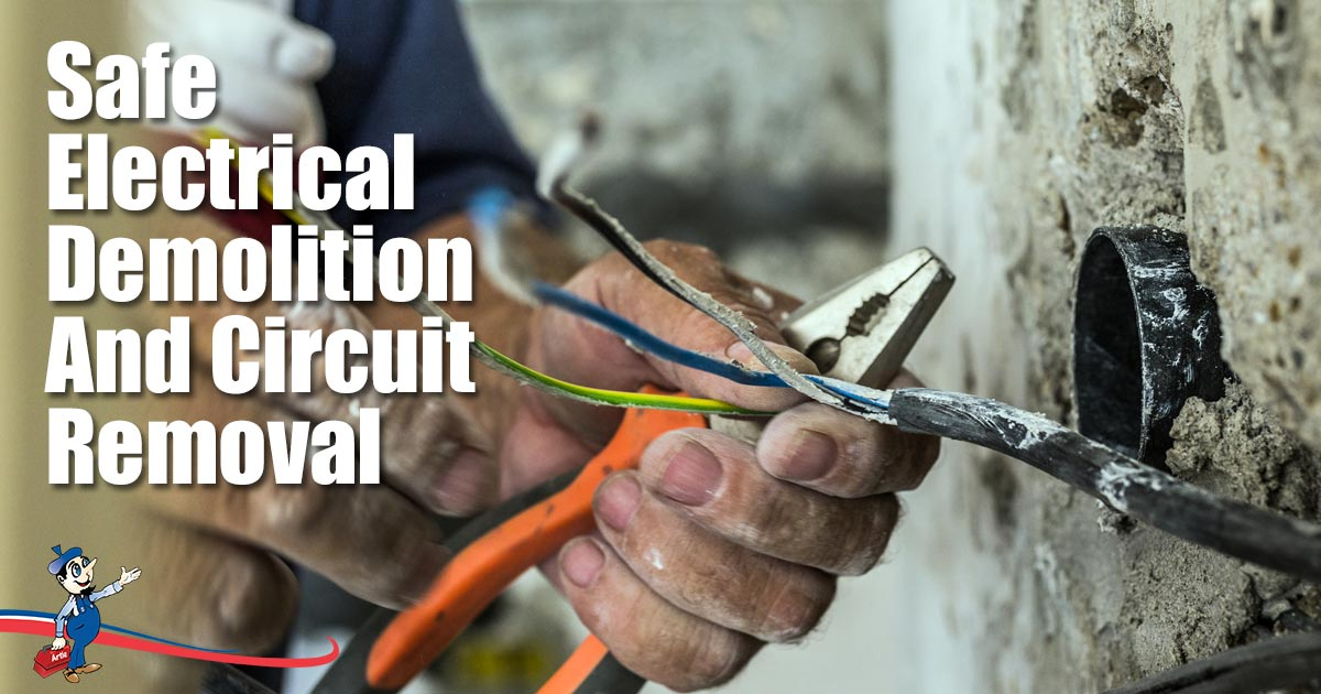 circuit removal